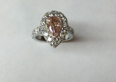 Custom Engagement Rings Vancouver