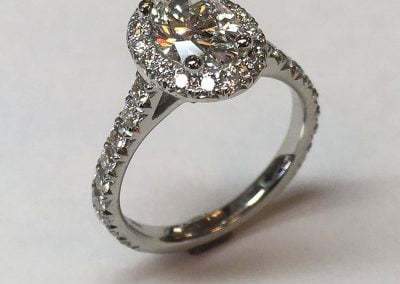 Custom Wedding Rings Vancouver