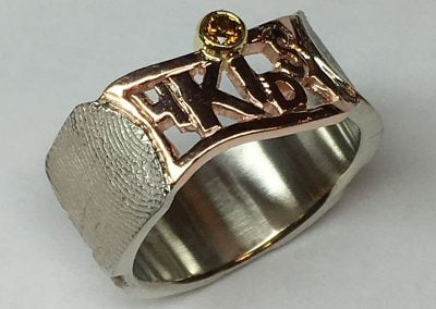 Custom Mens Rings