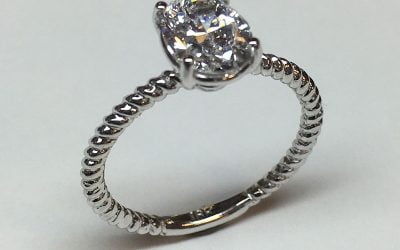 Considering Having a Custom Engagement Ring Designed?